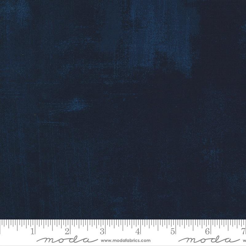 Wide Backing Grunge True Blue 11108 558