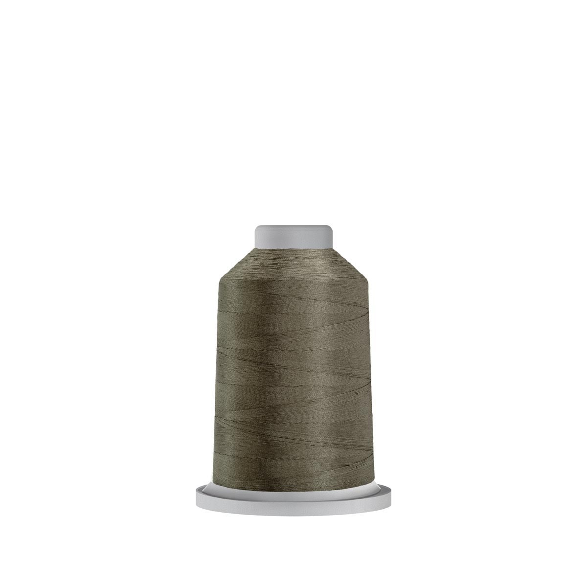 Glide Trilobal Polyester No. 40 Thread - German Granite