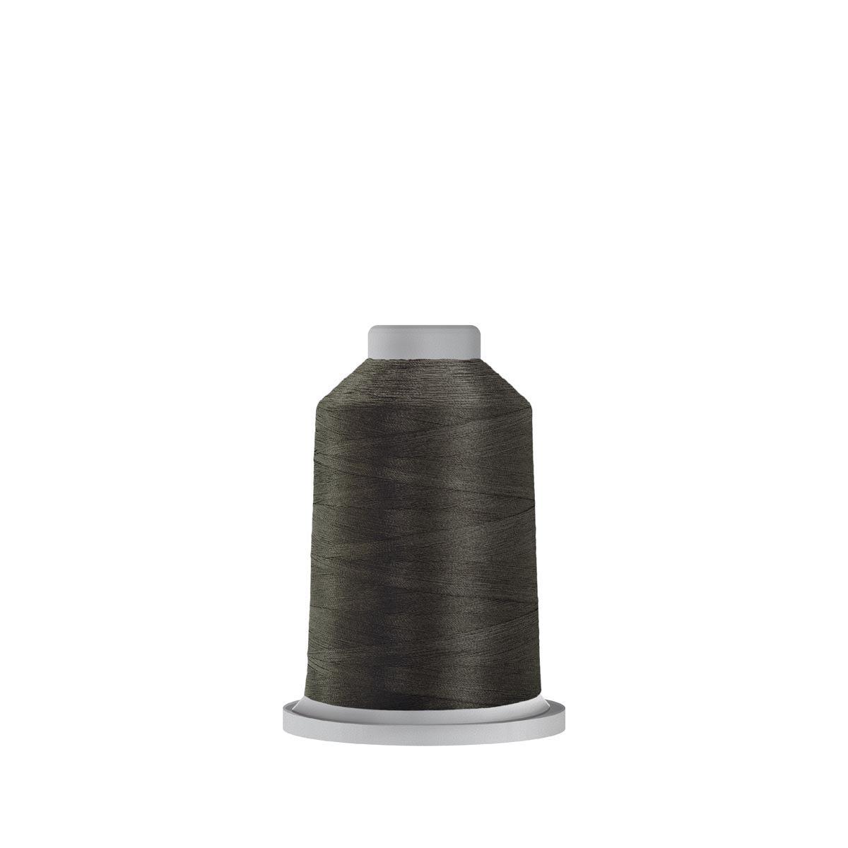 Glide Trilobal Polyester No. 40 Thread - Medium Grey