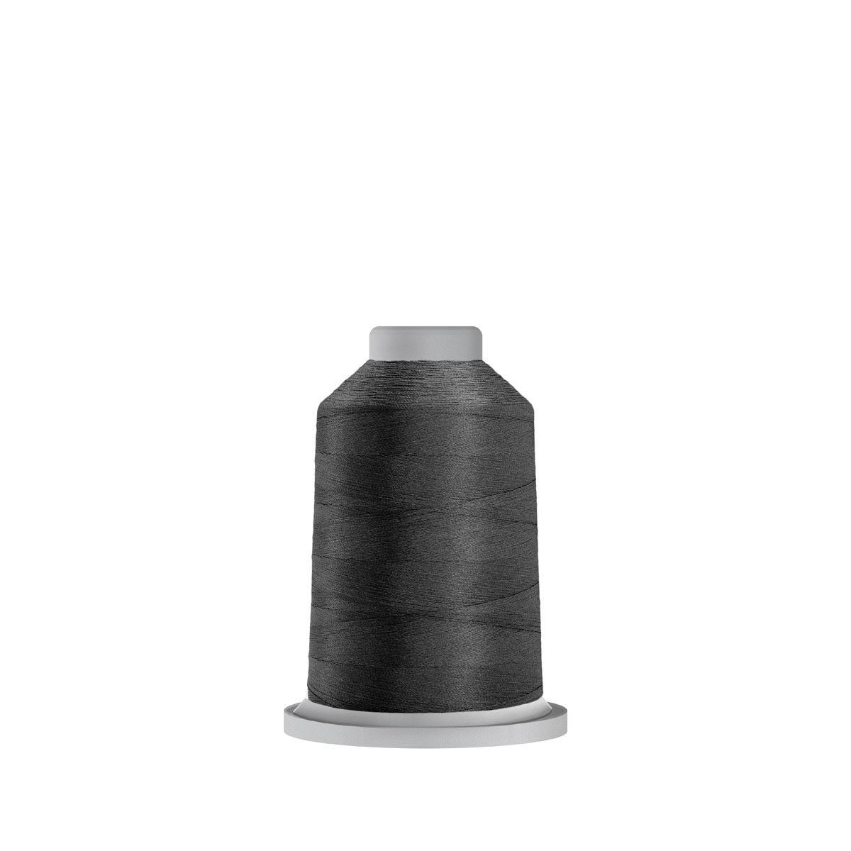 Glide Trilobal Polyester No. 40 Thread - Titanium