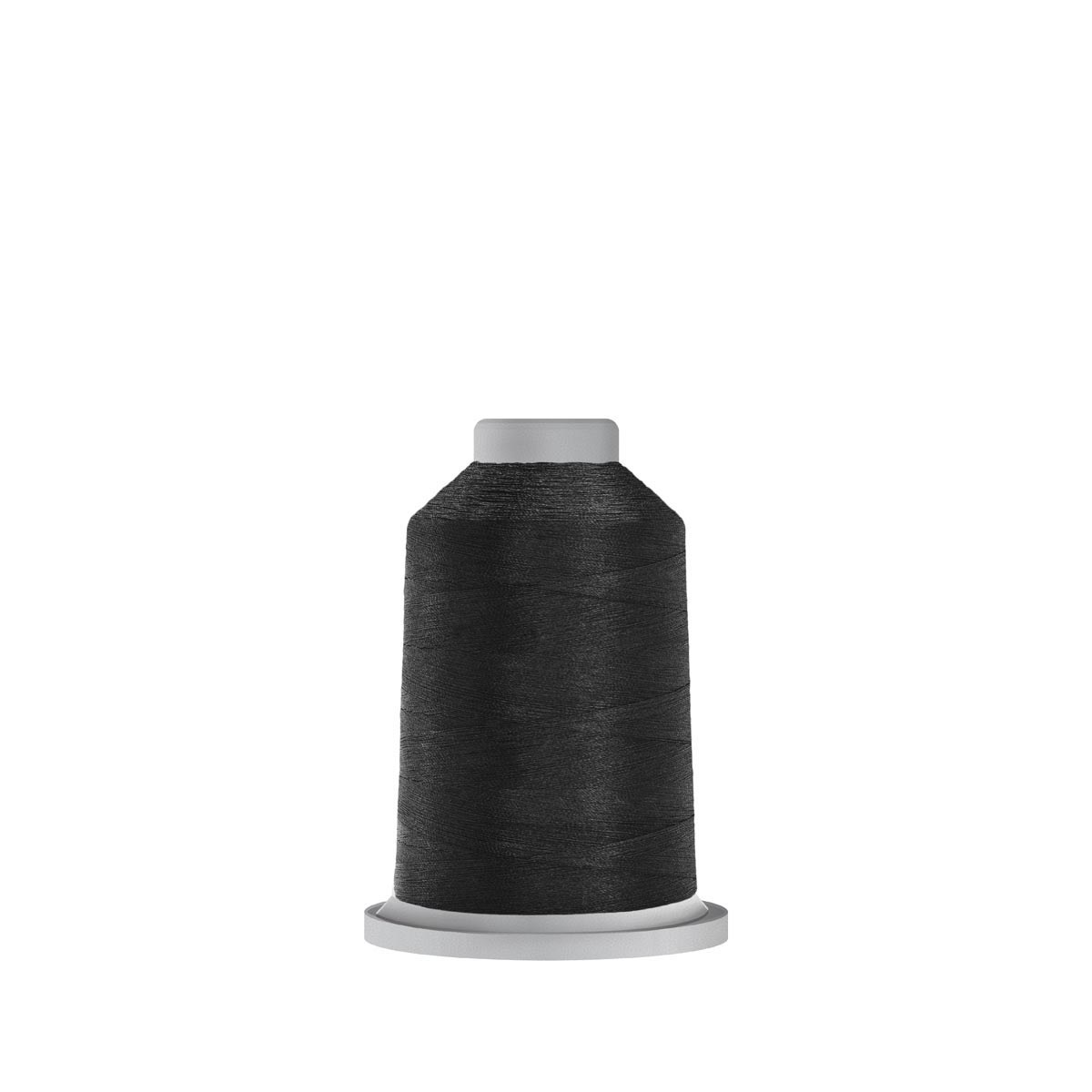Glide Trilobal Polyester No. 40 Thread - Black