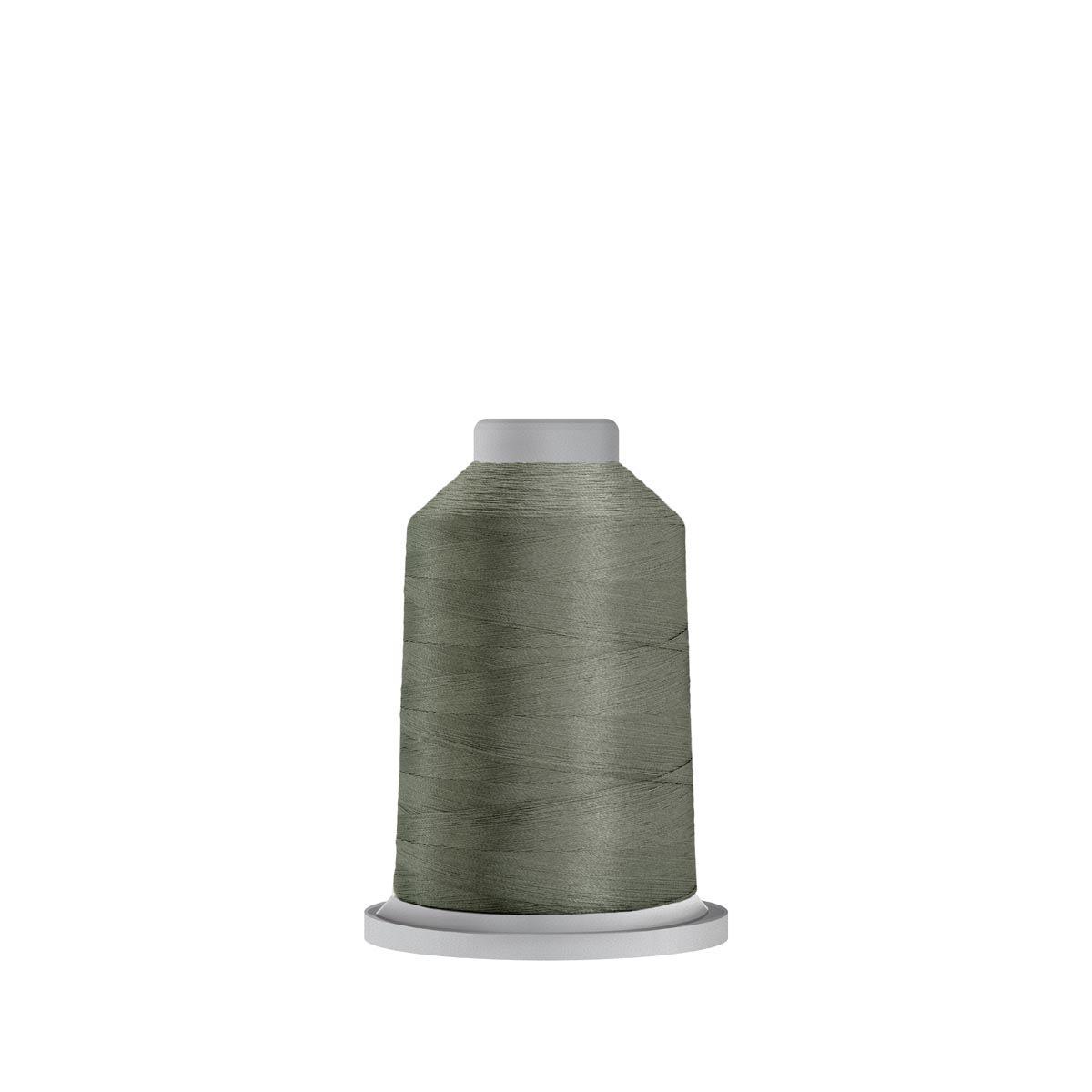 Glide Trilobal Polyester No. 40 Thread - Nickel