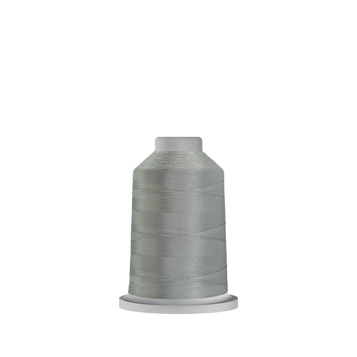 Glide Trilobal Polyester No. 40 Thread - Light Grey