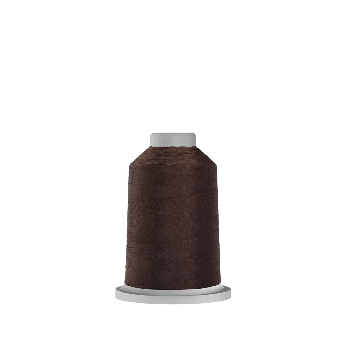 Glide Trilobal Polyester No. 40 Thread - Chocolate