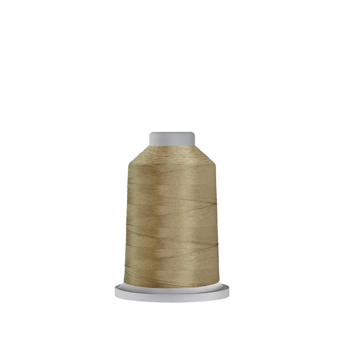 Glide Trilobal Polyester No. 40 Thread - Mocha
