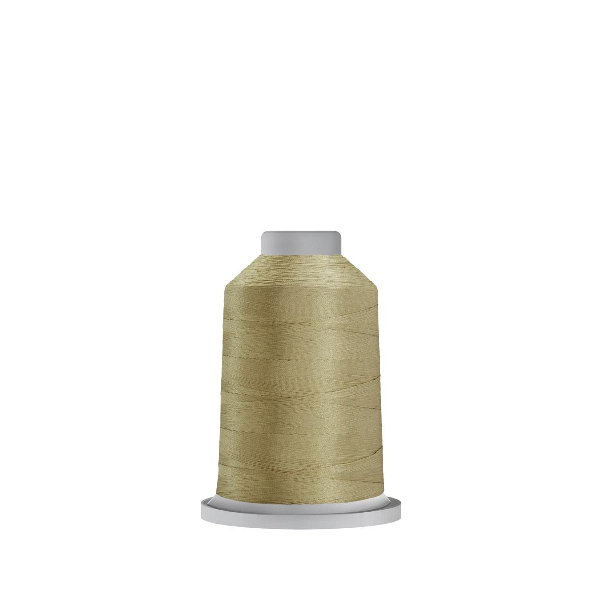 Glide Trilobal Polyester No. 40 Thread - Khaki