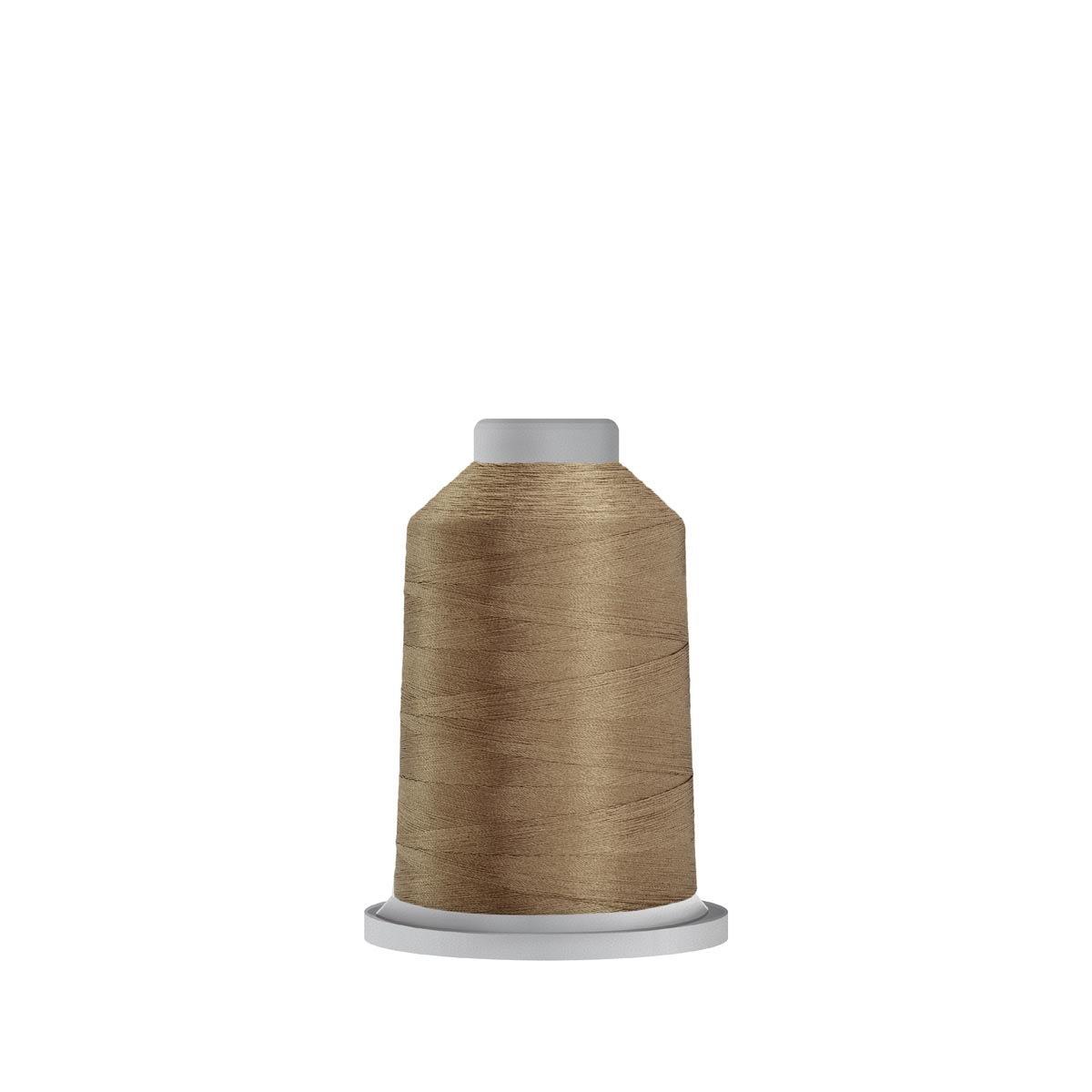 Glide Trilobal Polyester No. 40 Thread - Cork