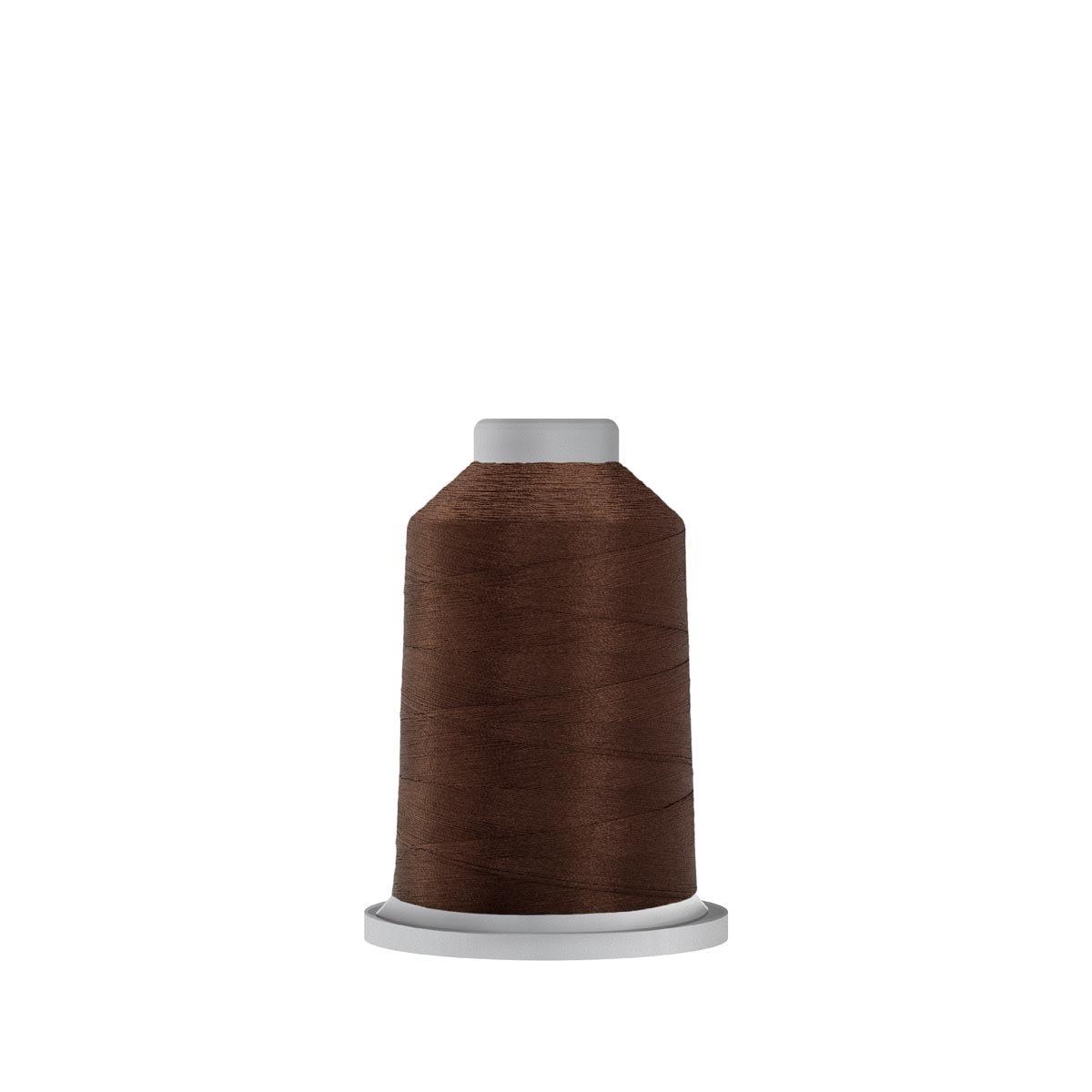 Glide Trilobal Polyester No. 40 Thread - Cocoa