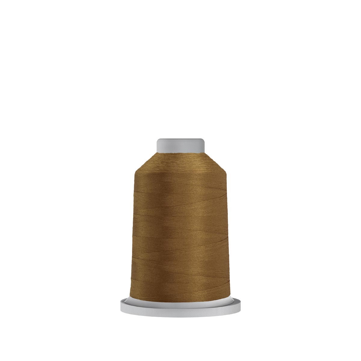 Glide Trilobal Polyester No. 40 Thread - Military Gold