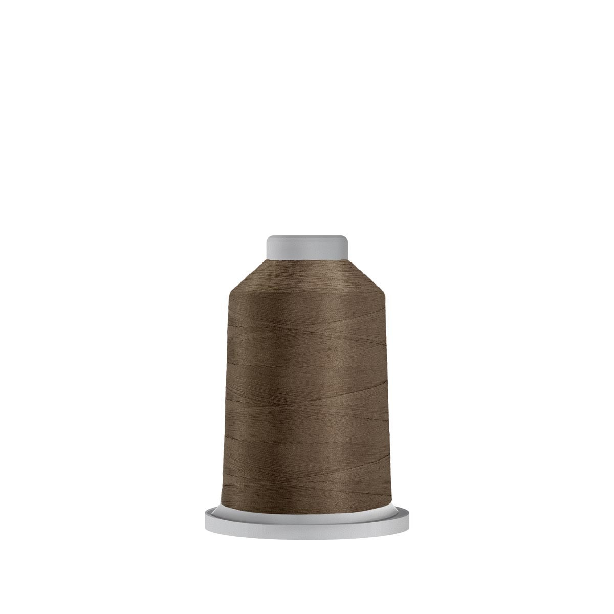 Glide Trilobal Polyester No. 40 Thread - Coffee