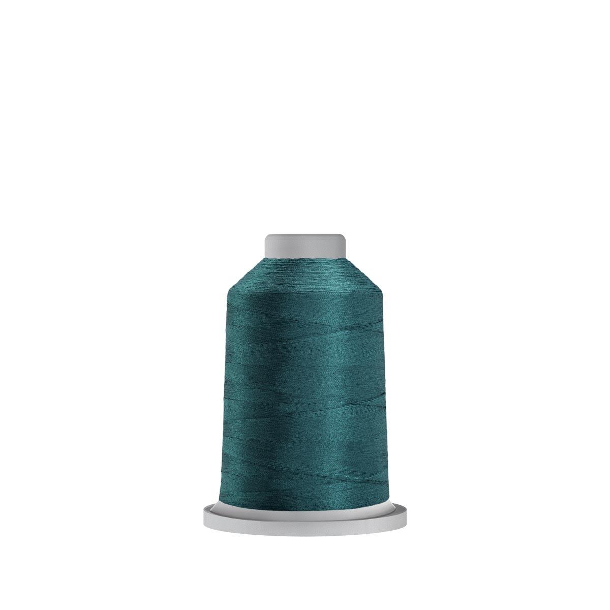 Glide Trilobal Polyester No. 40 Thread - Ocean