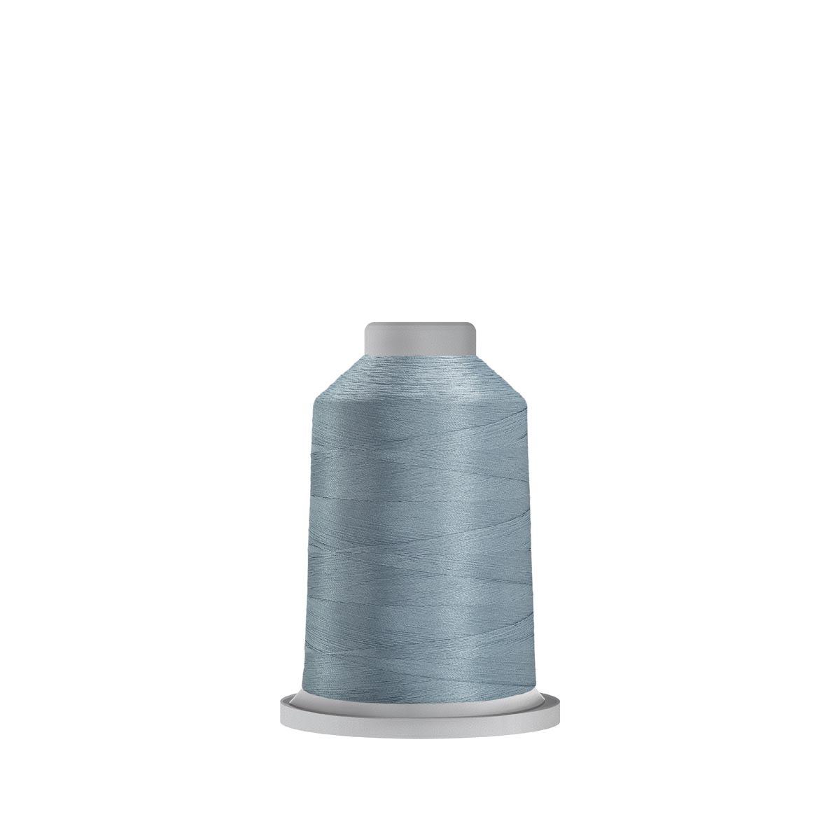 Glide Trilobal Polyester No. 40 Thread - Steel Blue