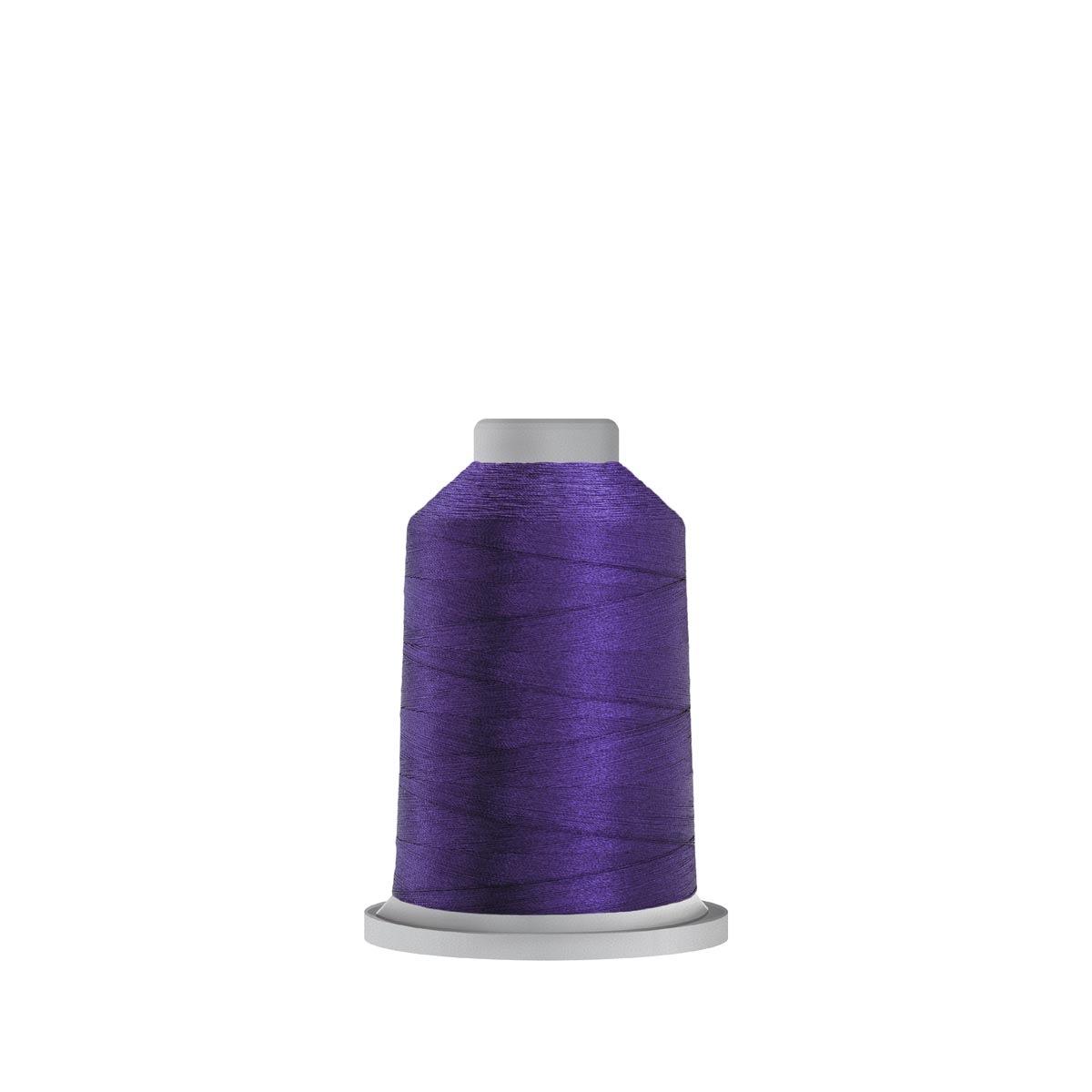 Glide Trilobal Polyester No. 40 Thread - Raven