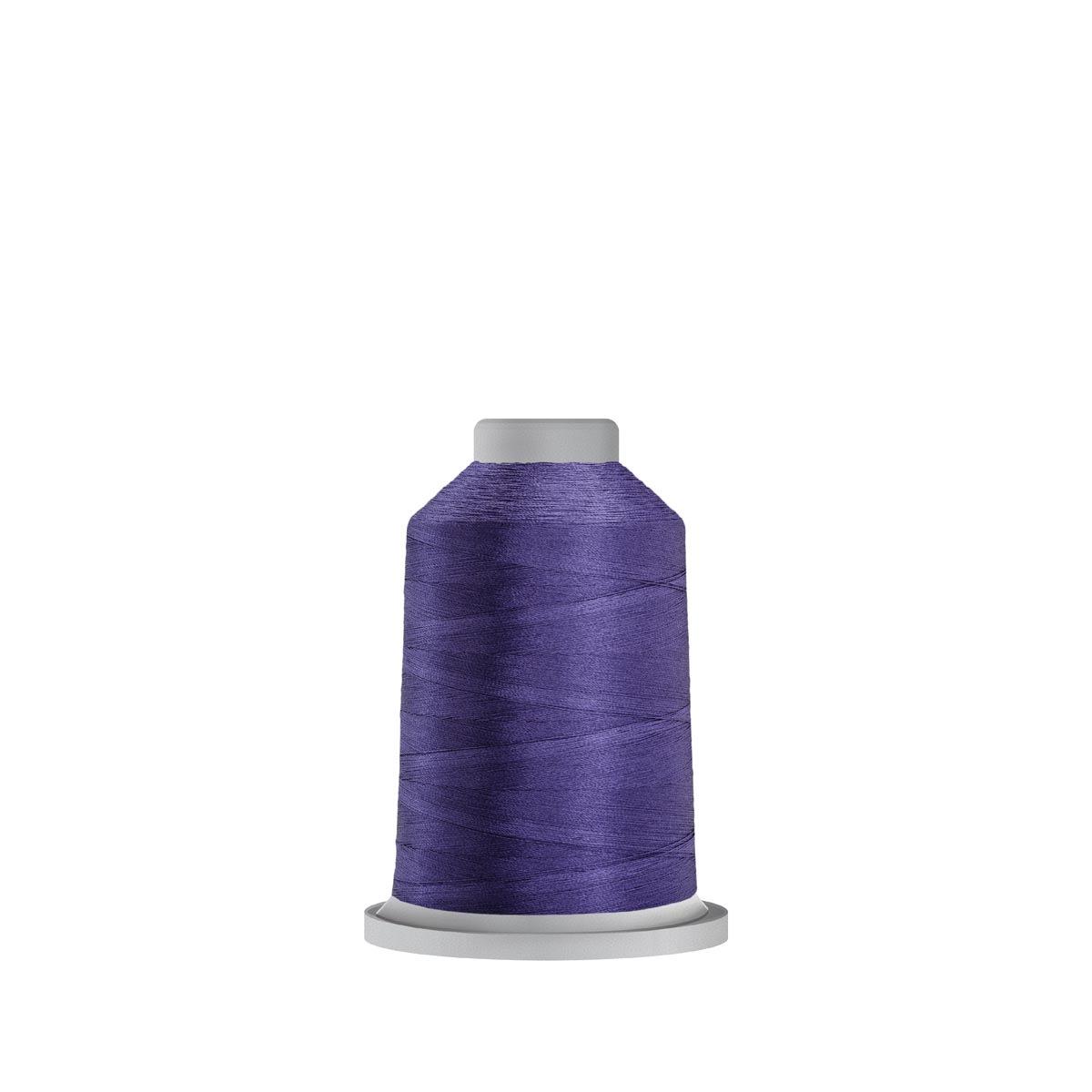 Glide Trilobal Polyester No. 40 Thread - Eggplant