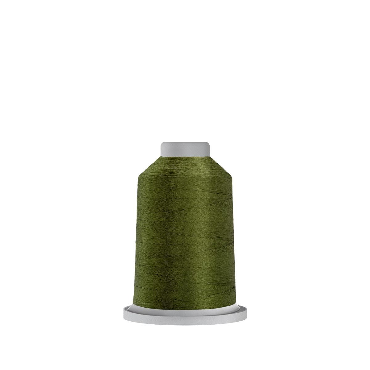 Glide Trilobal Polyester No. 40 Thread - Aloe
