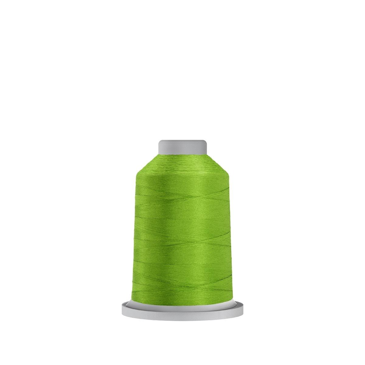 Glide Trilobal Polyester No. 40 Thread - Kryptonite
