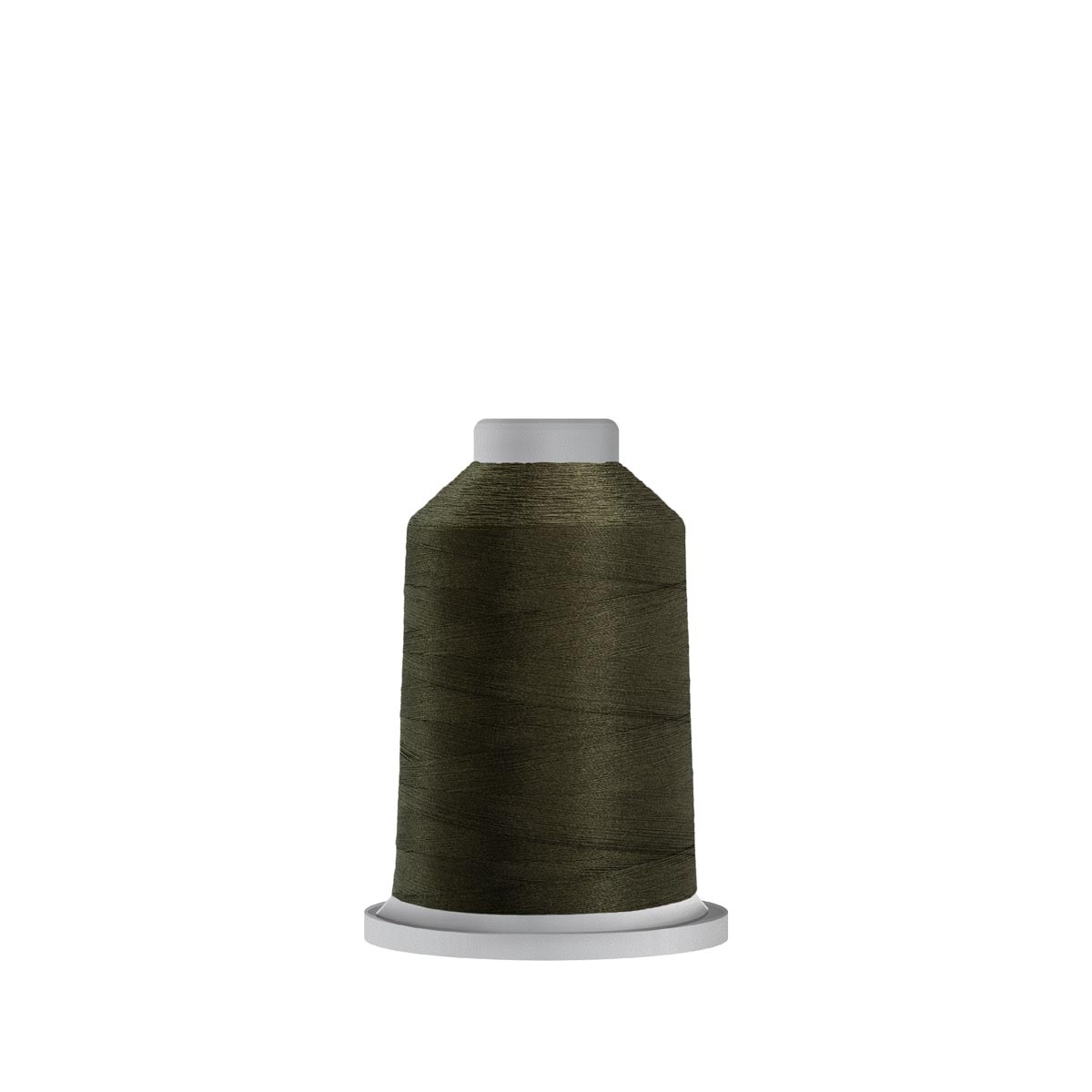 Glide Trilobal Polyester No. 40 Thread - Army