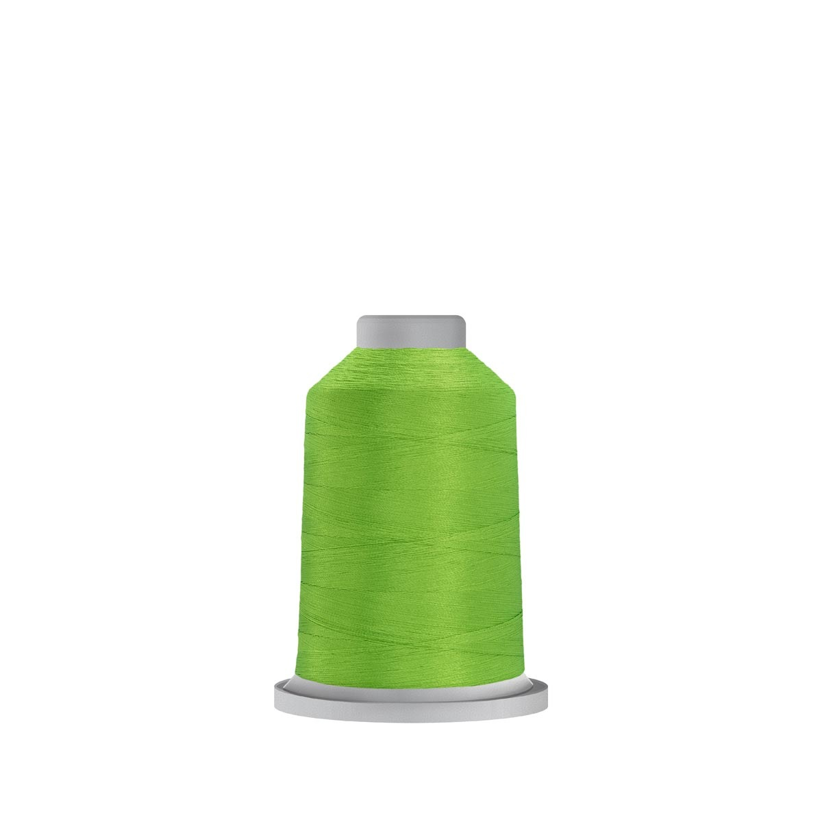 Glide Trilobal Polyester No. 40 Thread - Chartreuse