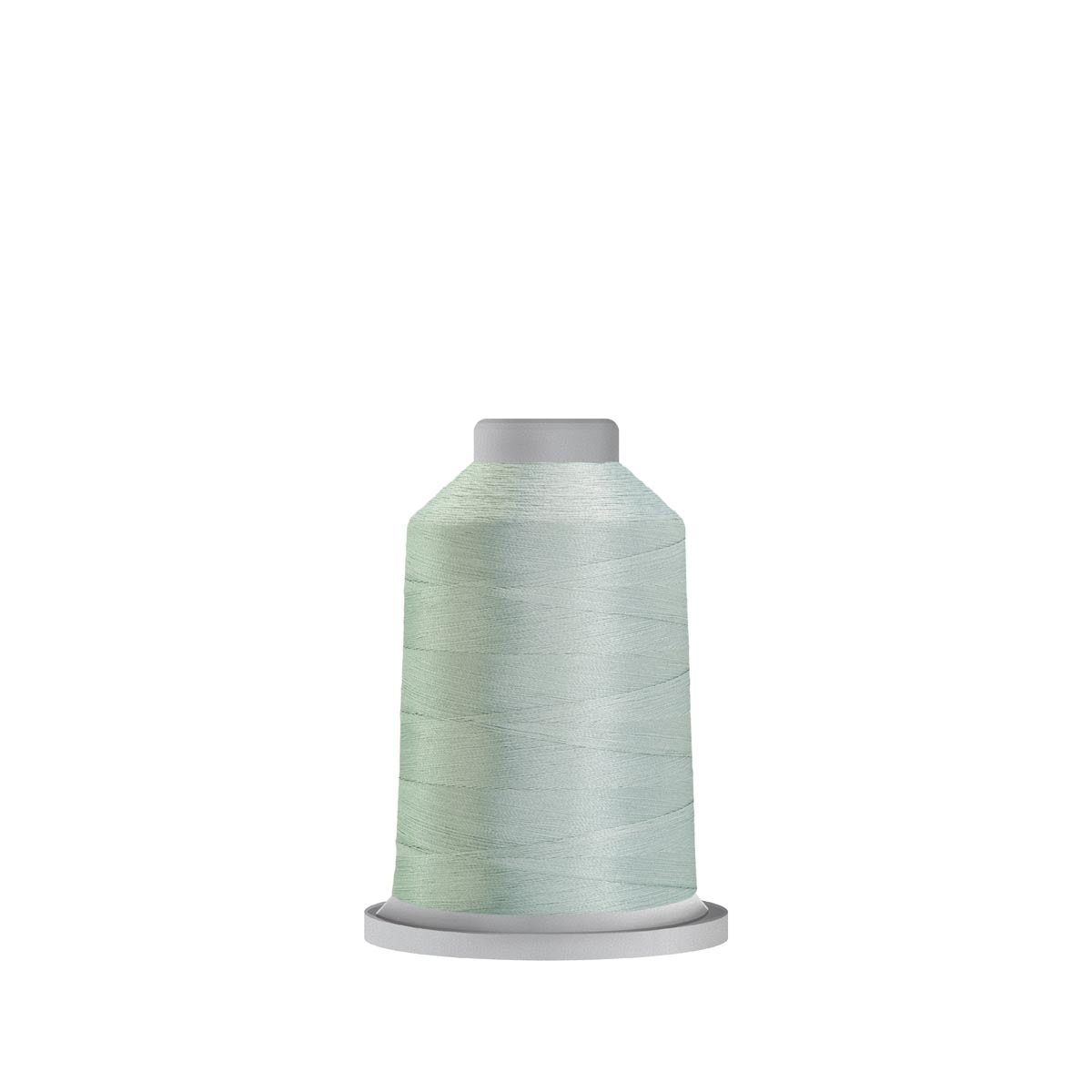 Glide Trilobal Polyester No. 40 Thread - Cool Mint