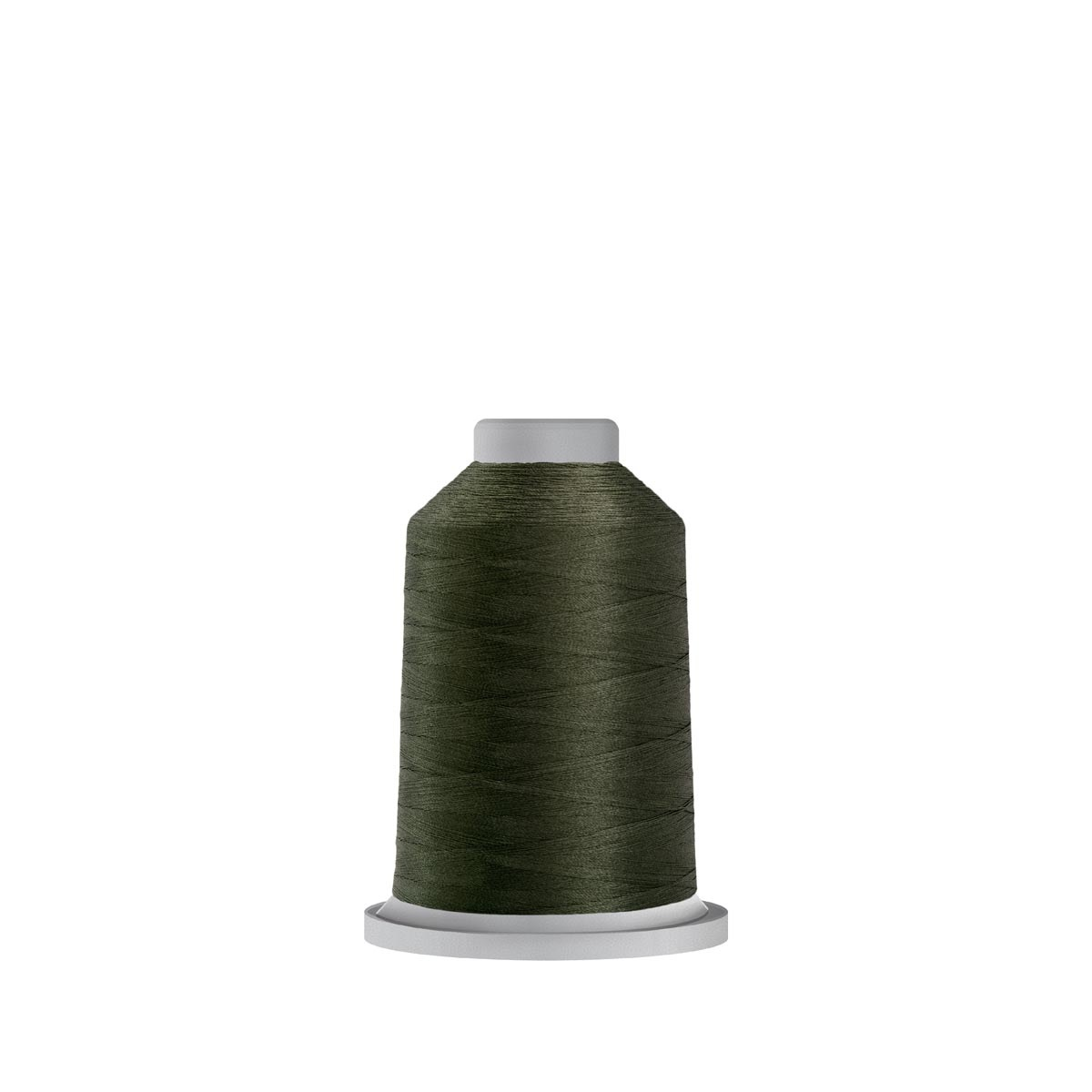 Glide Trilobal Polyester No. 40 Thread - Mossy