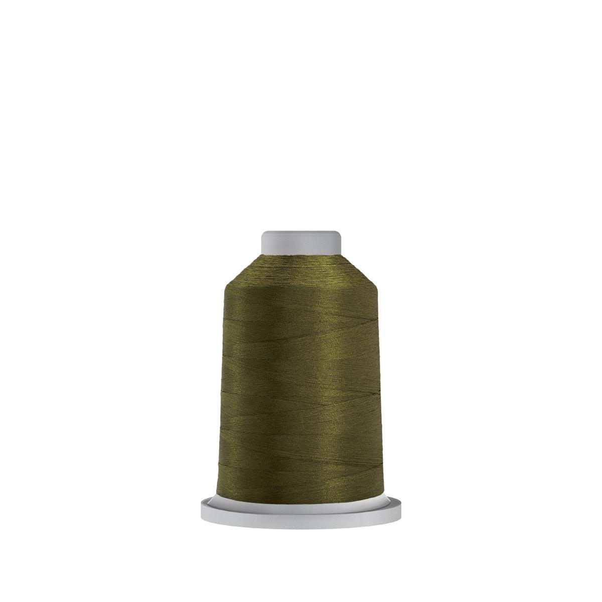 Glide Trilobal Polyester No. 40 Thread - Light Olive