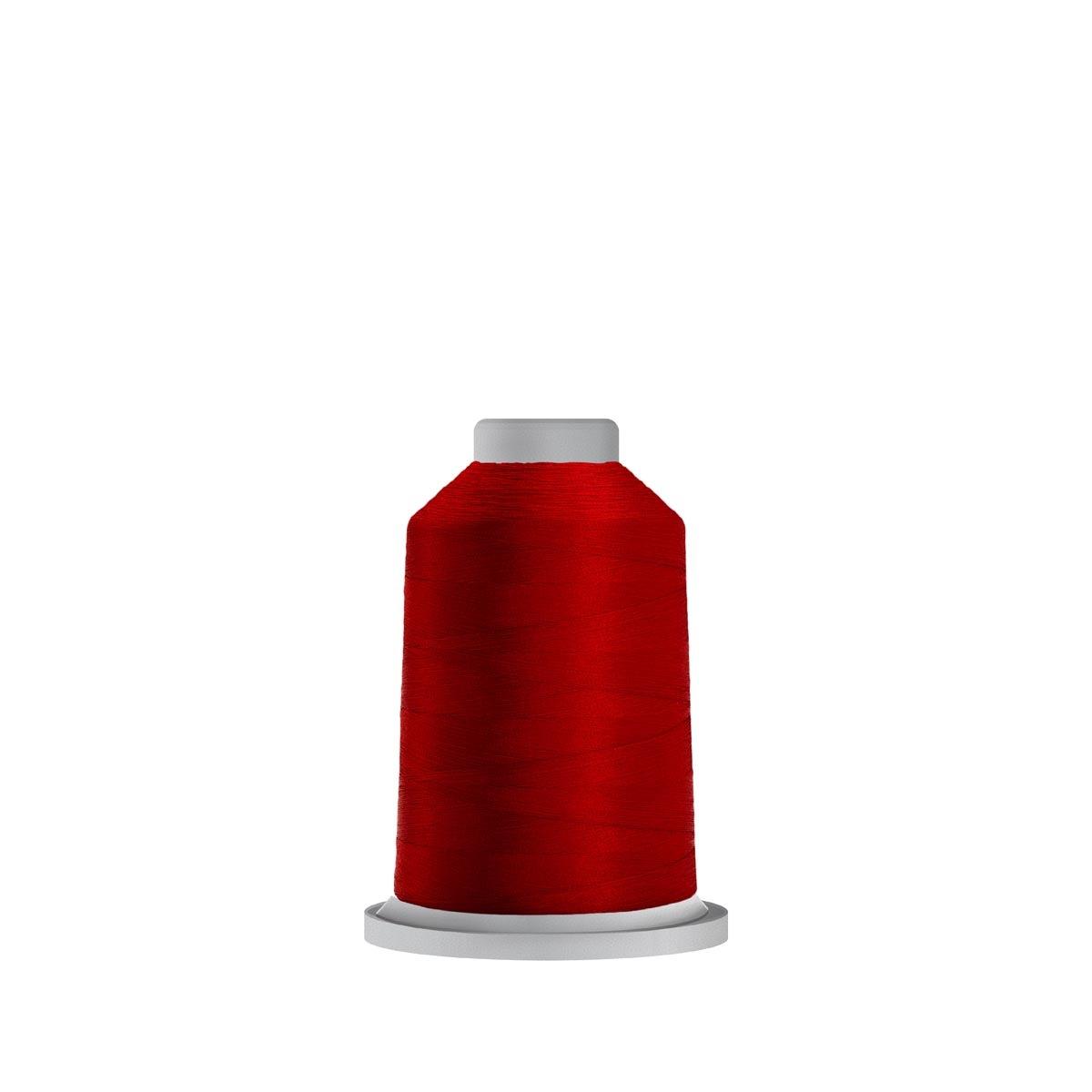 Glide Trilobal Polyester No. 40 Thread - Cardinal