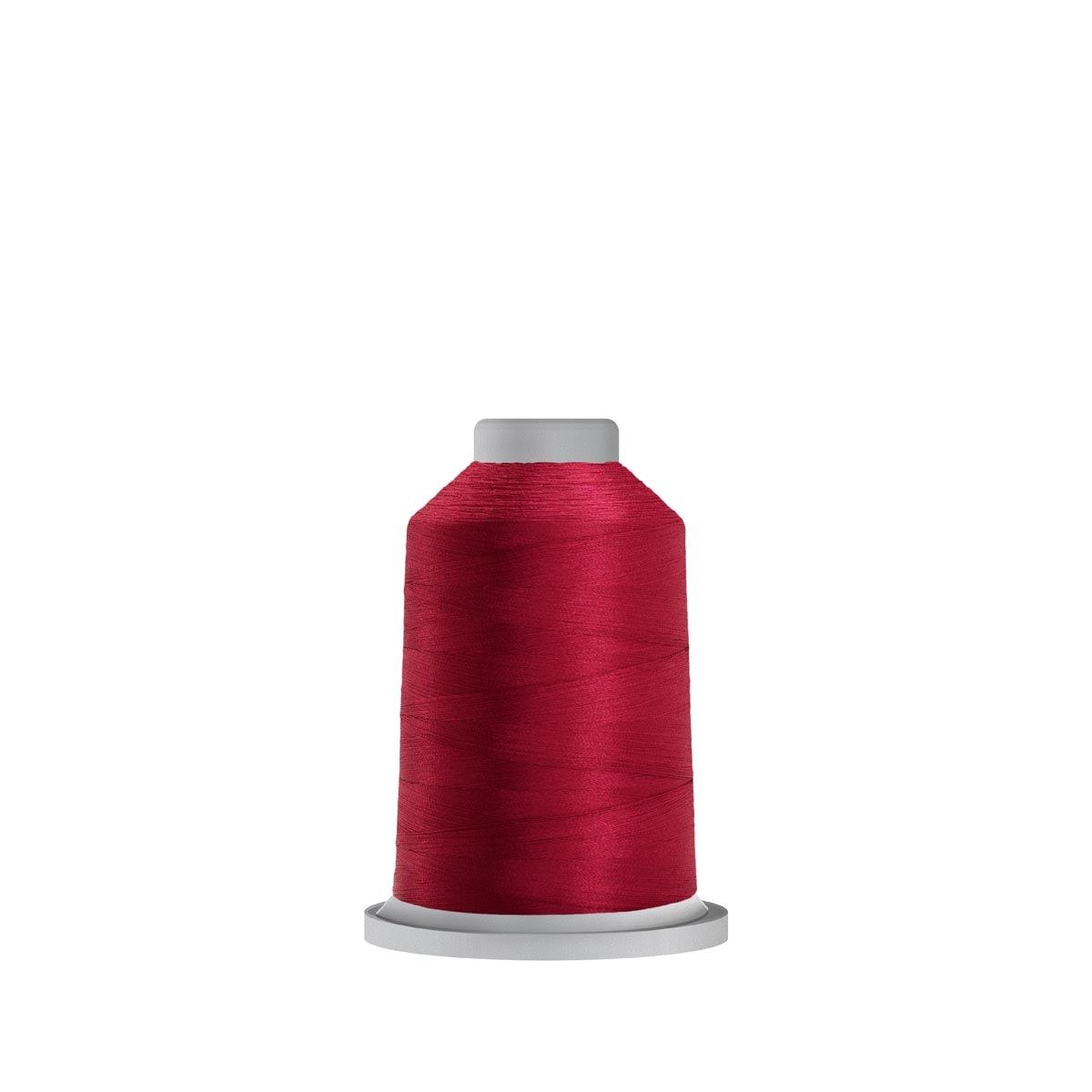 Glide Trilobal Polyester No. 40 Thread - Raspberry