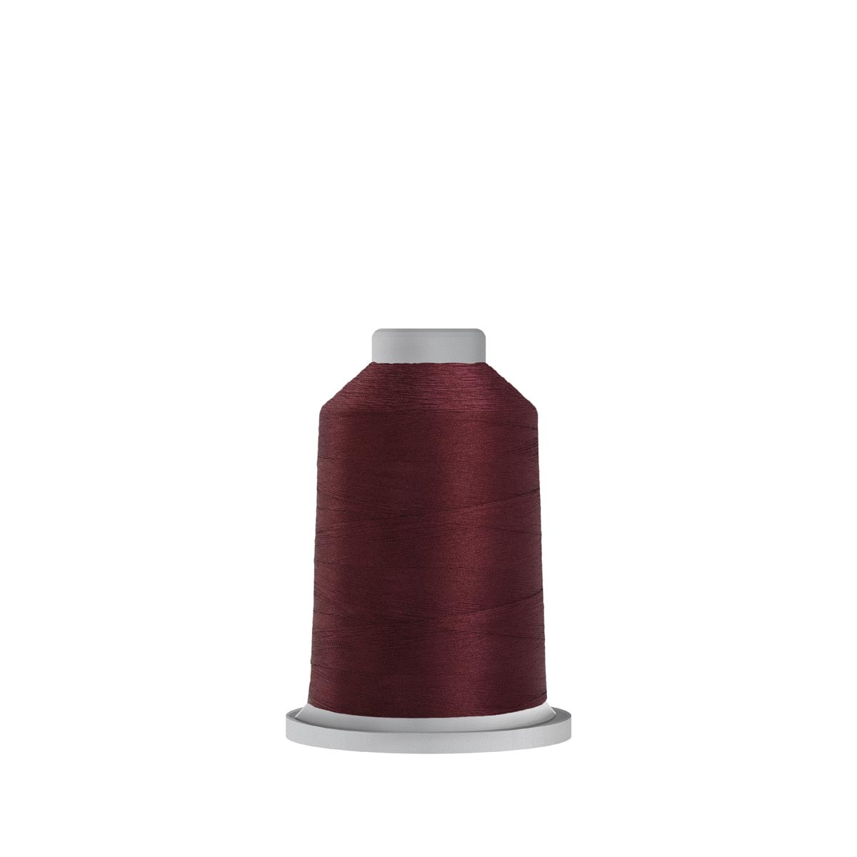 Glide Trilobal Polyester No. 40 Thread - Maroon