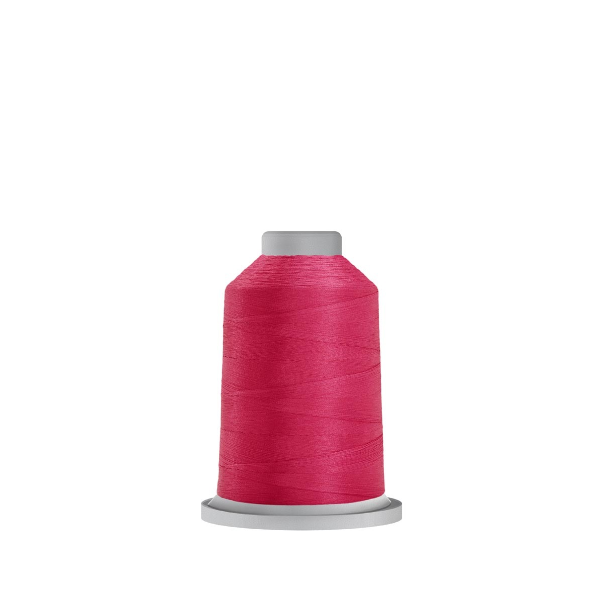 Glide Trilobal Polyester No. 40 Thread - Hot Pink