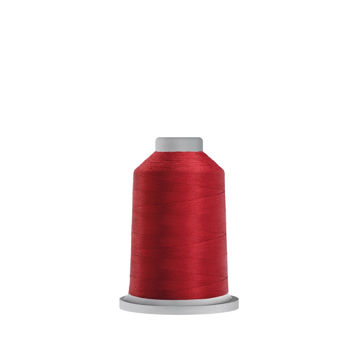 Glide Trilobal Polyester No. 40 Thread - Imperial Red