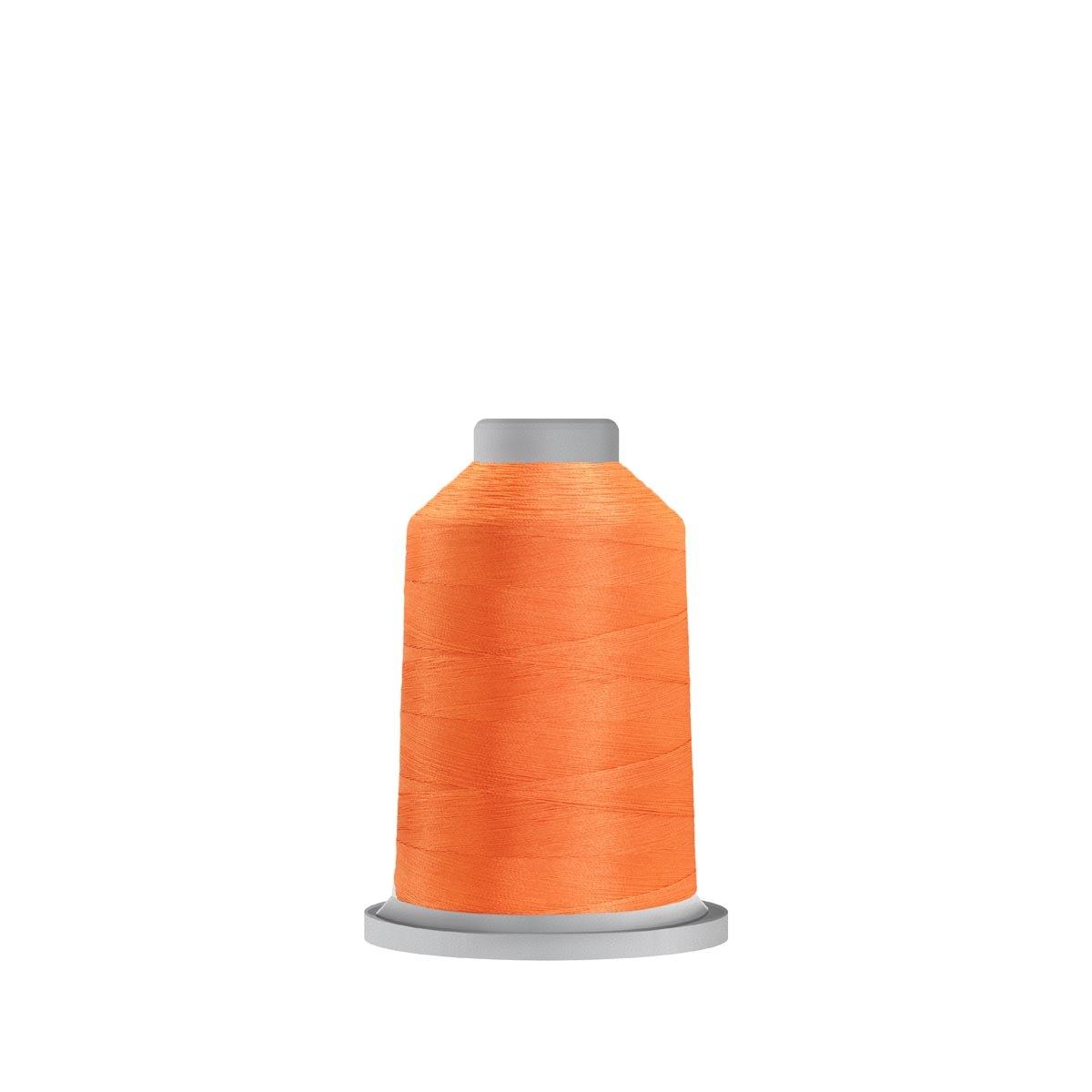 Glide Trilobal Polyester No. 40 Thread - Neon Orange