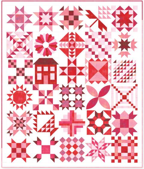 Stitch Pink Photo